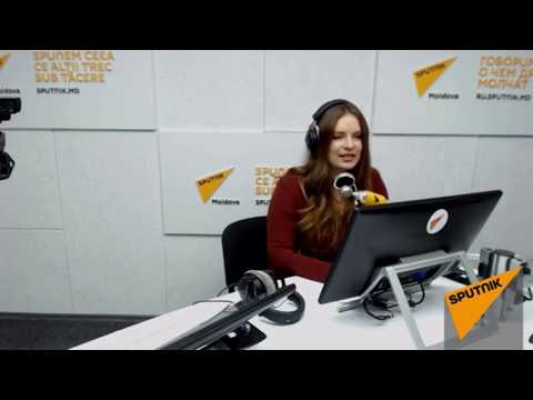 Radio Sputnik Chisinau Urs Tschanz + Igor Nicoara