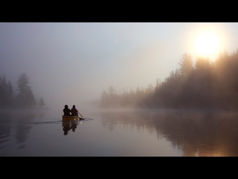 10 Day Wilderness Canoe Trip exploring Algonquin Park