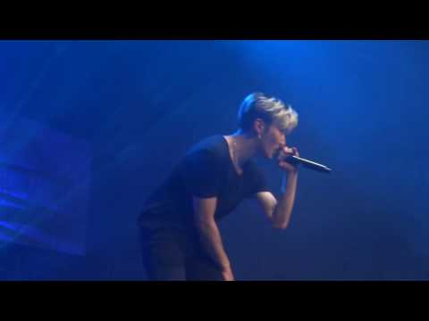 "[FANCAM] Jongup Solo ""Try My Luck"" Chicago Boom"