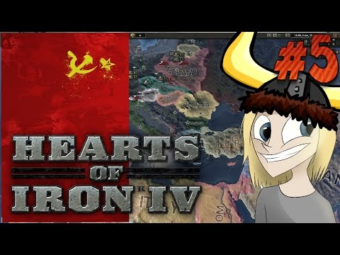 Hearts of Iron 4 - Viking Rome - Ryssland - 5 Svenska
