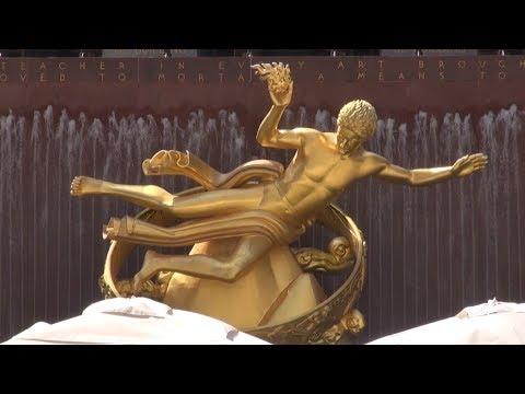 New York 2013 #10  -Rockefeller Center & Top Of The Rock-