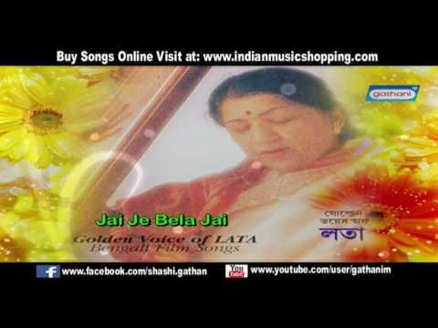 jai-je-bela-jai-|-golden-voice-of-lata-|-lata-mangeskar-|-bengali-sad-songs