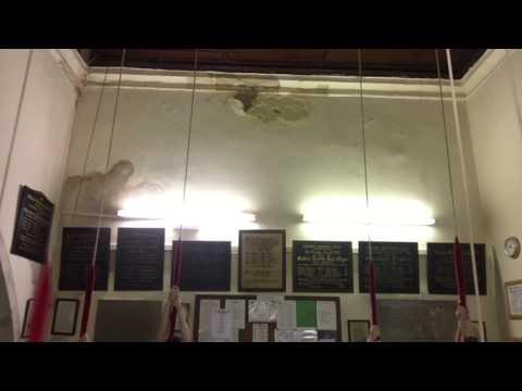 Bell Ringing at St Giles, Reading, Berkshire