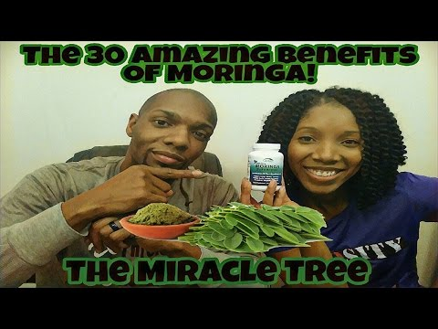 30 AMAZING BENEFITS OF MORINGA! (TIME TO CHANGE THAT MEDICINE CABINET)