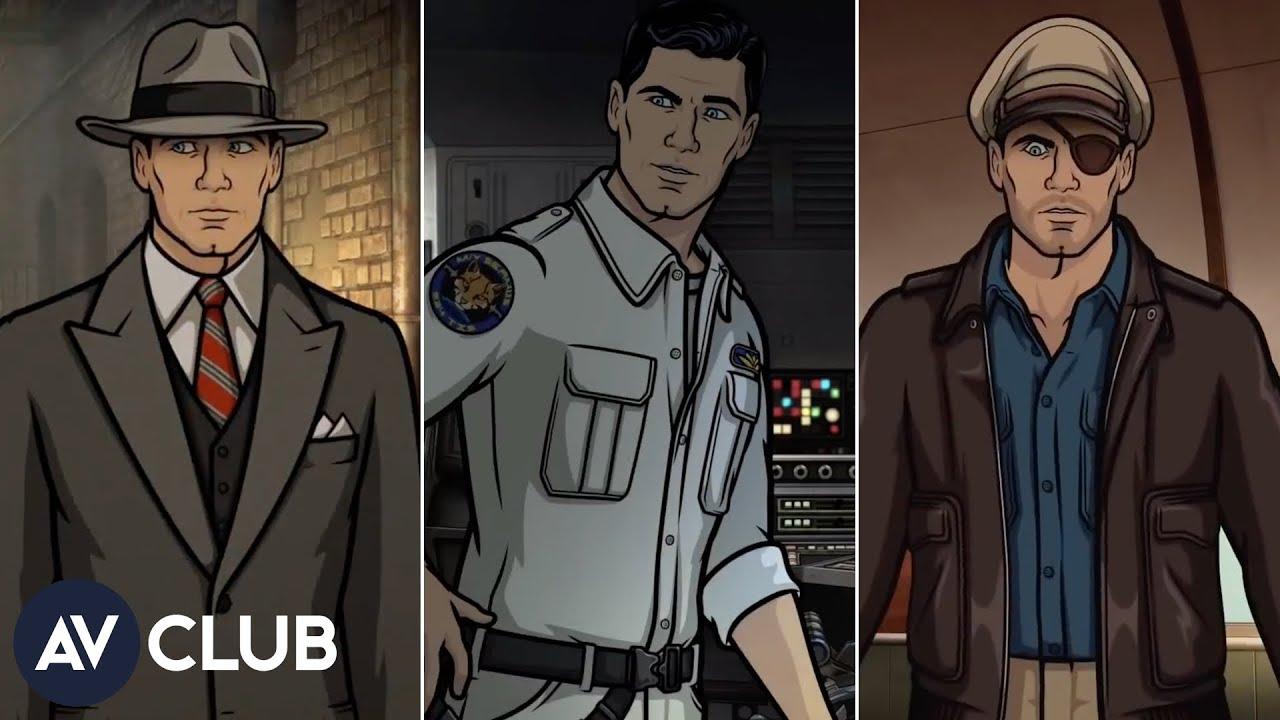 Download We ask the Archer cast: Which season is best?