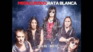 RATA BLANCA - Megacústico - En Vivo Mega (98.3) //14-12-2015//