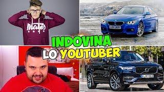 indovina lo youtuber dalla sua auto w murry