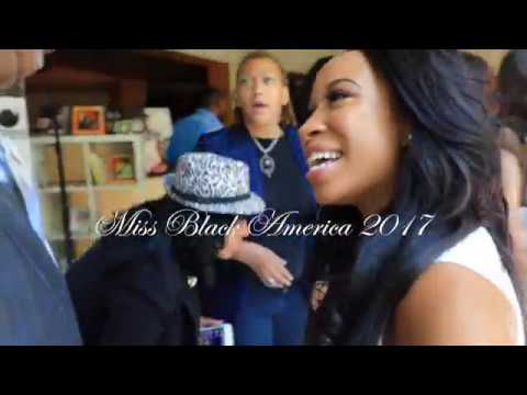 The Miss Black America 2017 Press Conference