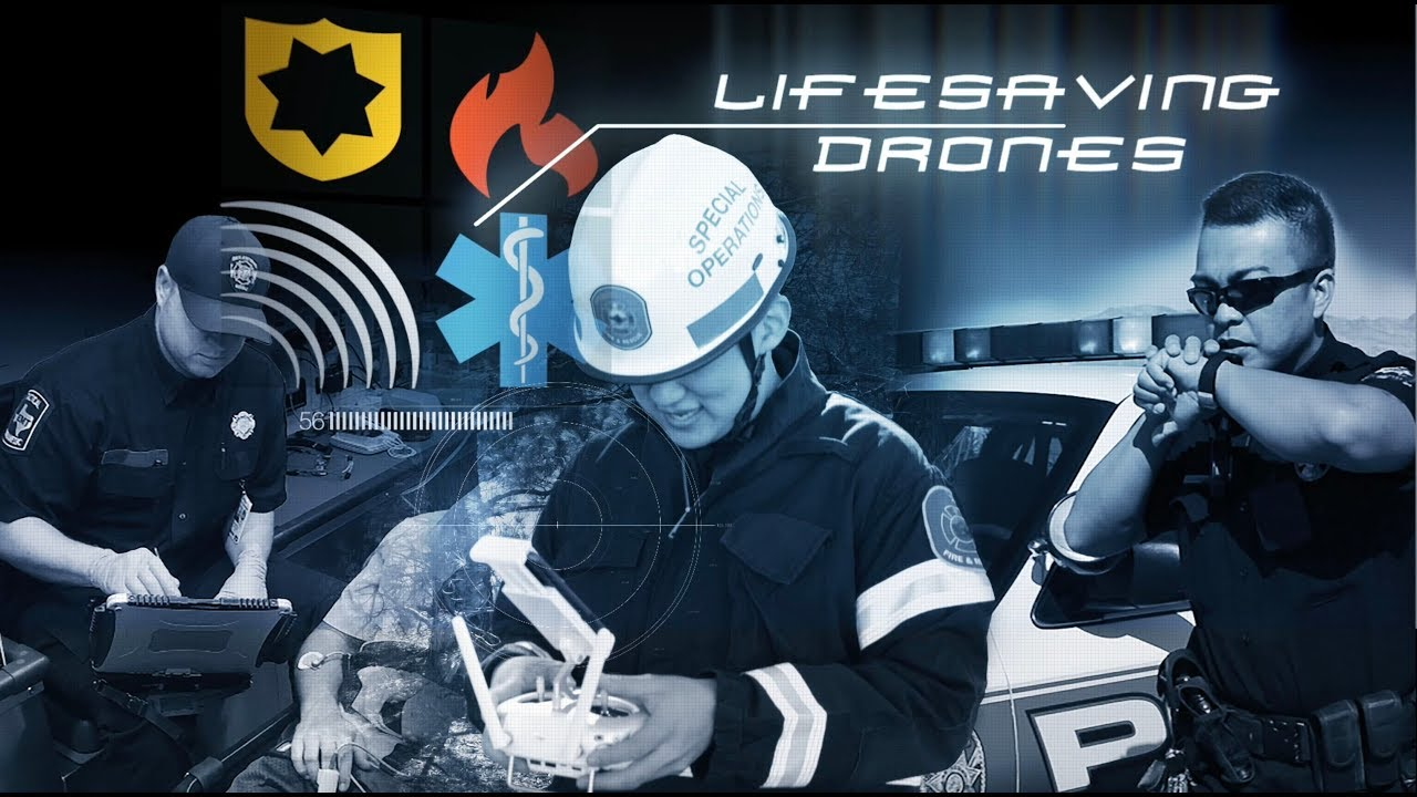 Why reliable broadband matters for public safety drone programs