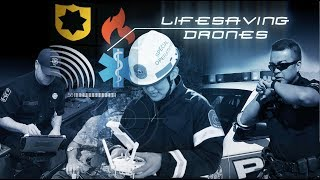 Lifesaving Drones: Why Reliable Broadband Matters for Public Safety Drone Programs