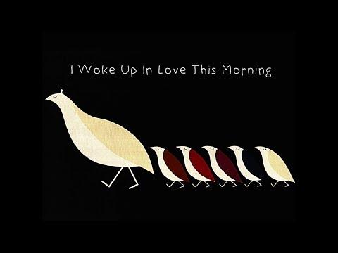 I Woke Up In Love This Morning - The Partridge Family ( lyrics )