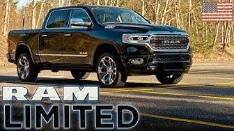 RAM Truck Limited 2019 - Test / Review / Fahrbericht + Innenraum / Deutsch!