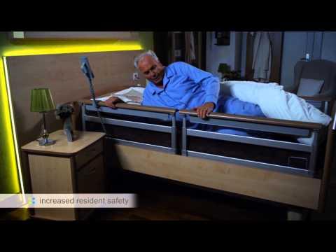 SafeSense - intelligent bed exit system