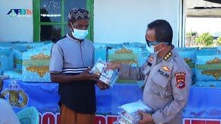 POLDA NTT Peduli Warga Pulau Kera - Kabupaten Kupang