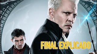Final Explicado: Los Crímenes de Grindelwald