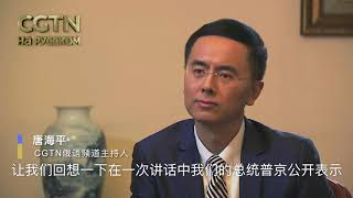 CGTN (Китай)| 04.04.2018: Посол РФ в КНР: Химическая атака в Великобритании - нацеленная провокация