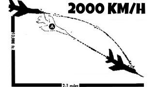 Pilot dogonił swoje własne kule!