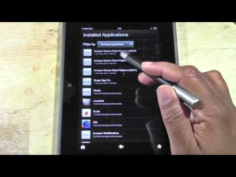 My Kindle Fire HD is Running Slow   How to Speed It Up   H2TechVideos