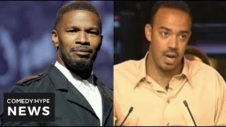 What Happened To Doug Williams After Jamie Foxx Roasted Him - CH News