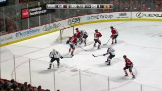 Darling stretches out, steals goal from Rantanen