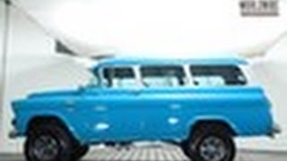 1959 Chevrolet Suburban for sale