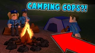 JAILBREAK IS TAKING CAMPING COPS WAY TO FAR!! (Roblox Jailbreak)