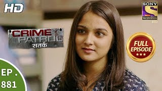 Crime Patrol - Ep 881 - Full Episode - 24th December, 2017