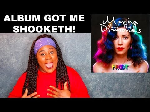 Marina and the Diamonds - Froot Album |REACTION|