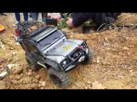 RC CRAWLER FIRST EVENT IN 2018