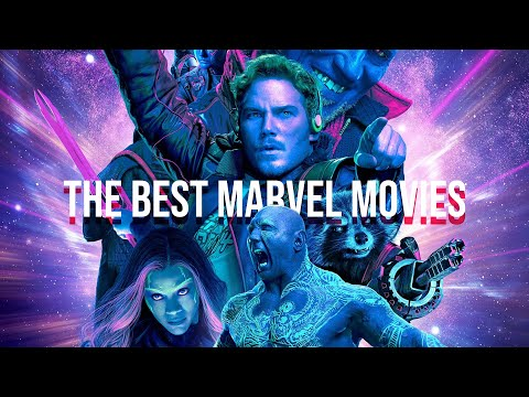 GUARDIANS OF THE GALAXY Vol 1 & 2 - Marvel's Best Movies