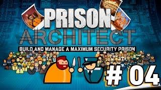 Prison Architect Campaña - Episodio 4 - Final