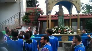 Sfaranda Processione Madonna al Centro 01 09 2013