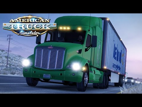 American Truck Simulator - Tableware for Christmas