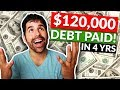 How We Paid $120,000 of Med School Loans in 4 Years!