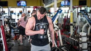 Extreme Arms Workout w/ Dylan Armbrust! (FULL WORKOUT!)