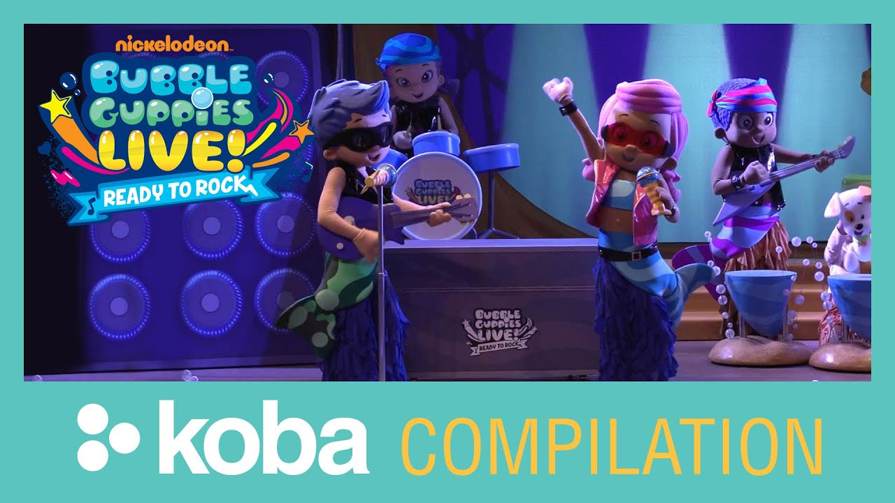 Compilation Video   Bubble Guppies
