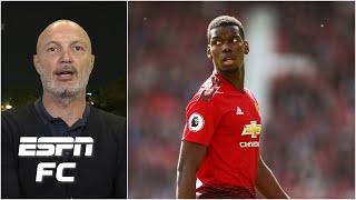 Paul Pogba lacks the work ethic to be a great captain - Frank Leboeuf | Premier League