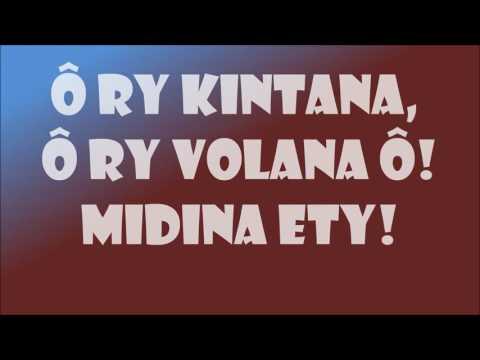 Njakatiana AZA DIA OMENA TSINY Lyrics