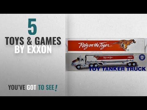 Top 10 Exxon Toys & Games [2018]: 1993 - Exxon Collector's Series - Exxon : Rely On The Tiger - Toy