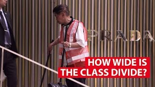 How Wide Is The Class Divide? | Regardless Of Class | CNA Insider