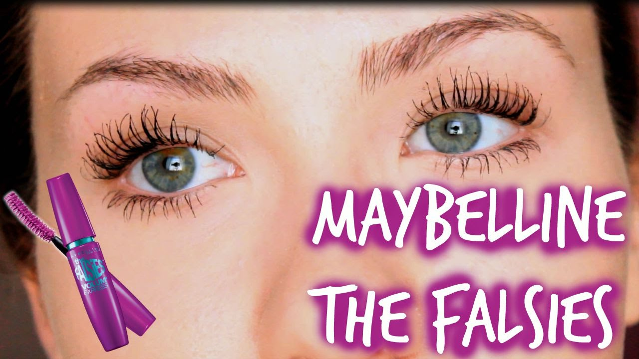Maybelline The Falsies Review + Demo