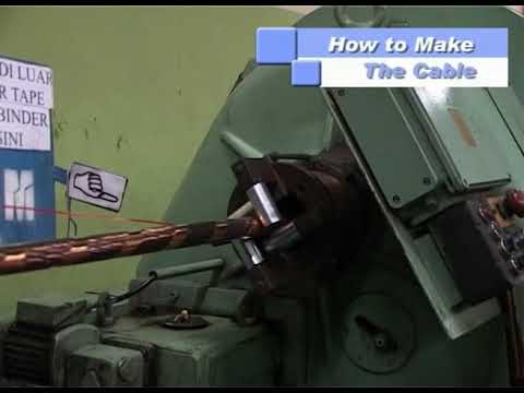 "Serial How To Make The Things: ""How To Make Cable"" Segment 3 0f 4"