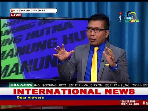 WHY NO PUBLIC COMPANY FROM MANIPUR ON MANUNG HUTNA 22 JANUARY 2018