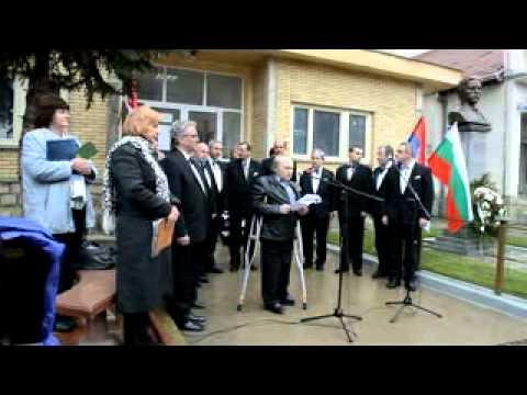 Шокиращо слово срещу българските еничари в Сърбия 19 02 2013г xvid