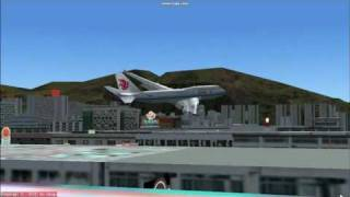 FLIGHTSOFT: Hong Kong 2004