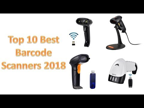 Top 10 Best Barcode Scanners 2018 Reviews & Tips - YouTube