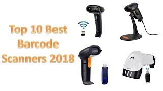 Top 10 Best Barcode Scanners 2018 Reviews & Tips