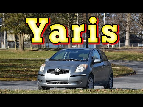 2008 Toyota Yaris Hatch: Regular Car Reviews