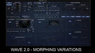 WAVE 2 0 Morphing Variations