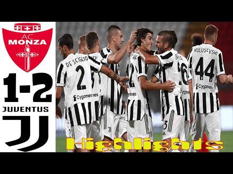 Monza - Juventus 1:2